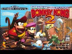 Donkey Kong Country 2 - FLIGHT OF THE ZINGER (Sega Genesis Remix)