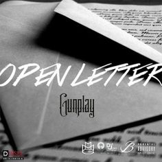 Listen: #GUNPLAY - OPEN LETTER (FREESTYLE) http://www.fresh-grind.com/2013/11/21/gunplay-open-letter-freestyle/
