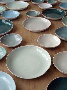 plates by Kirstie van Noort
