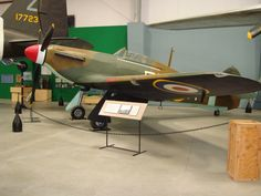 Ww2 Aircraft, Fighter Aircraft, Hawker Hurricane, World War Two, Airplanes, Aviation, Two By Two, Military, World War Ii