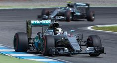 Lewis Hamilton Doesn't Want To Share Data With His Teammate