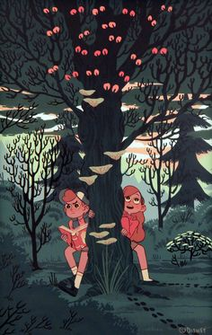 A Walk in the Woods, Sara Kipin
