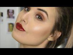 a NYX Makeup tutorial Melissani Makeup
