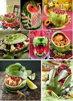 Watermelon ideas!