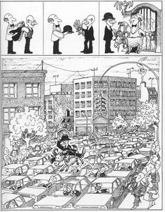 Everything & Nothing: Quino - ¡Qué presente impresentable! (What an Unpresentable Present! Lucky Luke, Humor Grafico, Fun Comics, Amazing Adventures, Political Cartoons, Comic Strips, Memes, Funny Pictures, About Me Blog