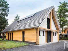 Nieuwbouw schuurwoning met bijgebouw