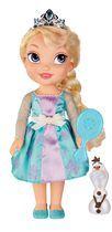 Disney Princess - Frozen's Elsa Toddler Doll http://www.lavahotdeals.com/ca/cheap/disney-princess-frozens-elsa-toddler-doll/124491