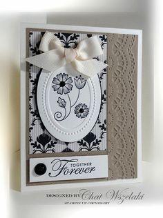 Stampin' Up Together Forever Card by nitestamper on Etsy, $3.25