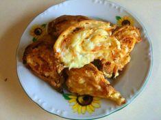 Fotorecept: Špaldové celozrnné pizza rožky Cauliflower, French Toast, Pork, Eggs, Chicken, Vegetables, Pizza, Breakfast, Basket