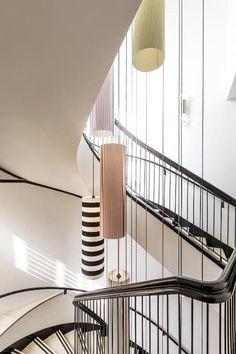 Hotel Hallway, Stairways, Hallways, Home Decor, Stairs, Staircases, Foyers, Decoration Home, Hotel Corridor