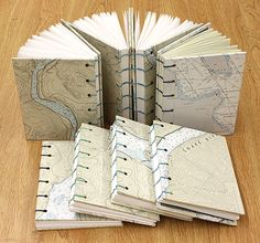Advanced Bookbinding Class rocks the Coptic stitch! « In the Studio with Ruth Bleakley