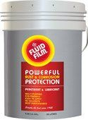 Fluid Film 5 Gallon Pail NAS  Rust Preventive Lubricant  Solvent Free, will not dry out. Long Lasting  Environmentally friendly. Lanolin based. Clean.  Anti freezing agent. Geat for snow blower chutes.  Undercoating agent for cars and trucks.
