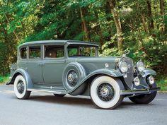 1931 Cadillac V-12 Five-Passenger Sedan by Fisher - (Cadillac Motors, Detroit, Michigan 1902- present)