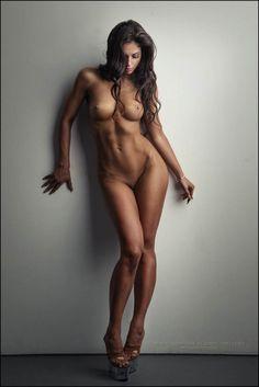 Women anal felching