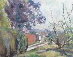 Vanessa Bell. 'The Garden at Charleston'
