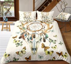 Bohemian | Bohemian Shrine Bohemian Bedding Sets, Cheap Bedding Sets, Best Bedding Sets, Duvet Bedding Sets, Comforters, Crib Bedding, Unique Bedding, King Comforter, Butterfly Bedding Set