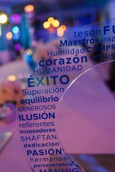 Premios - Award