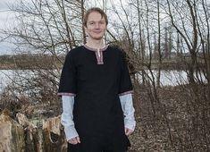 Your place to buy and sell all things handmade Viking Tunic, Medieval Tunic, Viking Shirt, Viking Garb, Viking Costume, Larp, Vikings, Tunic Tutorial, Viking Wedding