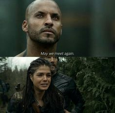 Linctavia (Octavia Blake and Lincoln kom trikru) The 100 Lincoln The 100, Lincoln And Octavia, Bellarke, Series Movies, Movies And Tv Shows, Book Series, Ricky Whittle The 100, The 100 Serie, Lexa The 100