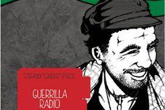 """""""Guerrilla Radio – Vittorio Arrigoni, la possibile utopia"""": Vik rivive in una graphic novel VIDEO"""