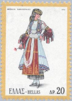 Folk Costume, Costumes For Women, Postage Stamps, Disney Characters, Fictional Characters, Literature, Textiles, Culture, Cartoon