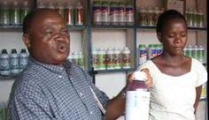 Tanzania inspectors close down illegal pesticide trading (Swahili)