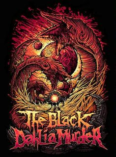 42 Best The Black Dahlia Murder Images The Black Dahlia Murder