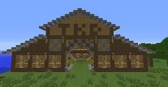 Horse Barns Minecraft images
