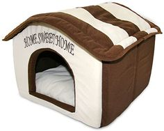 Dog Bed Cave which is also called snoozer cozy dog cave or hooded dog bed is right choice to keep warm your beloved dog and stay safe in this cave dog bed. Cheap Dog Beds, Cool Dog Beds, Cool Pets, Cozy Cave Dog Bed, Cozy Bed, Warm Bed, Pet Paradise, Cool Dog Houses, Indoor Pets