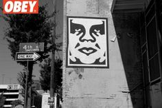 #obey #Streetart #urban