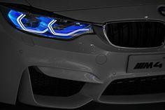 #bmw M4 Iconic Lighting