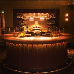 Chiltern Firehouse in London, Greater London - for the secret room (via the looking glass)