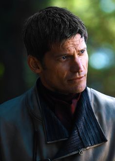 Loved Jaime Lannister with the long hair, but he's not too bad with short hair either.