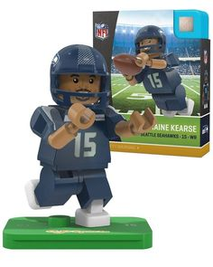 Oyo Sports P-NFLSEA15-G4LE Seattle Seahawks Jermaine Kearse Limited Edition Oyo Minifigure