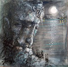 SIESTA DE NOCHE - Andrés Merida Pintor