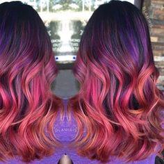 Violet reds
