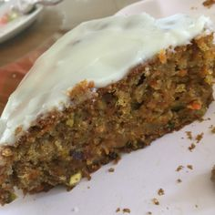Best ever #Thermomix carrot cake #recipe from the community
