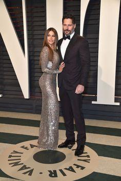 El matrimonio más deseado de cualquier fiesta: Sofia Vergara y Joe Manganiello. - La mejor fiesta de la noche: la de Vanity Fair