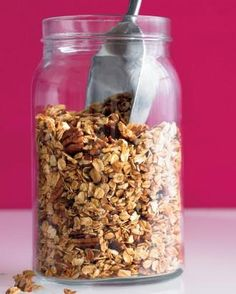 Make Mom Homemade Granola