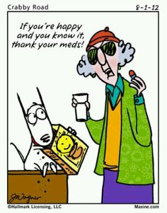 1000 images about maxine humor on jokes Funny Cartoons, Funny Jokes, That's Hilarious, Funny Sarcasm, Sarcastic Humor, It's Funny, Memes Humor, Cat Memes, Comics