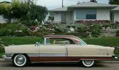 1955 Packard 2 door HT.
