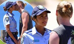 Home and Aways Pia Miller & George Mason share...