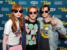 I love Doctor Who, but these guys are looking even younger & the hipster look does't help here. I would love to see a return to a slightly older Doctor (e.g.: mid 30s would do) and companions like in the RTD era....