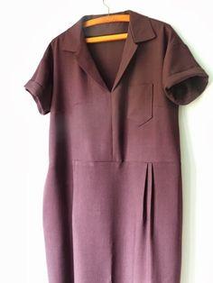 Elizabeth's Quarters: The Factory Dress