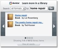 WorldCat will allow you to locate books that you need while researching. You can also, depending on your library, get the books you need for free!