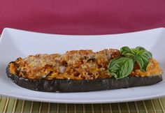 Aubergines Farcies au Riz WW - Plat et Recette aubergines stuffed with rice WW, recipe for a good li Healthy Gluten Free Recipes, Healthy Pasta Recipes, Ww Recipes, Light Recipes, Shrimp Recipes, Healthy Cooking, Plats Weight Watchers, Bodybuilding Diet, Food Photography