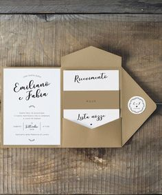Partecipazioni di matrimonio cofanetto • Ordina un campione gratuito • Wedding Events, Our Wedding, Dream Wedding, Weddings, Wedding Stationery, Wedding Invitations, Beautiful Anime Girl, Just Married, Free Samples