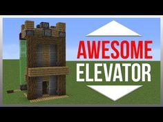 Minecraft 1.10: Redstone Tutorial - BEST Elevator! - YouTube