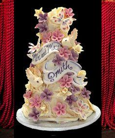 Mr and Mrs Smith , choccywoccydoodah cake • Choccywoccydoodah