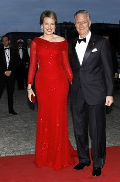King Philippe and Queen Mathilde | March 2017